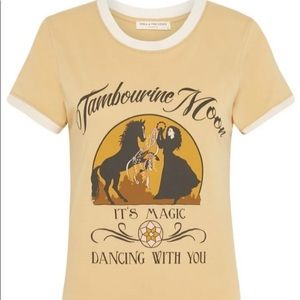 Spell & the Gypsy Tambourine Moon Tee L
